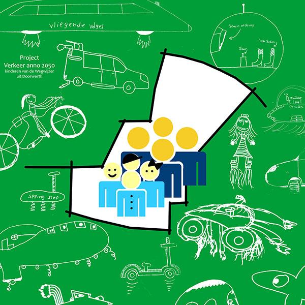Logo van Kinderklankbord Doorwerth